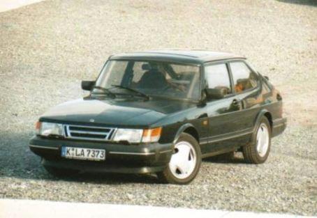 Mein erster Saab