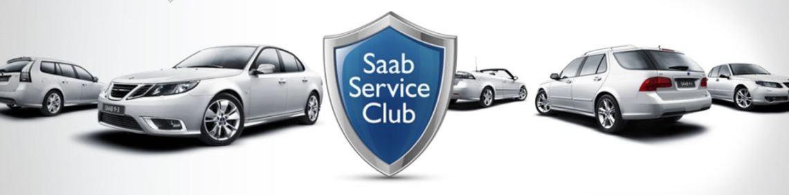 Der Saab Service Club ist online