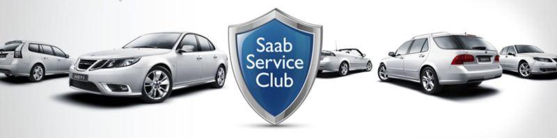 Saab Service Club está en línea