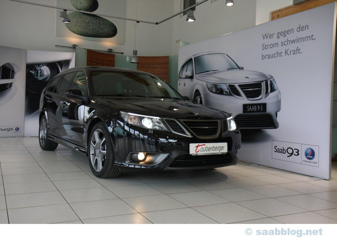 Saab Turbo X bei Taubenberger