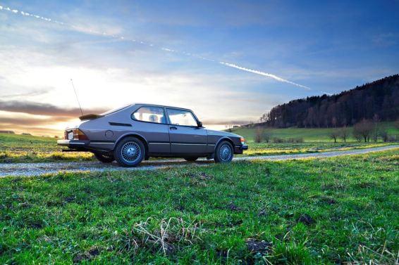 Saab 900 Turbo 1981