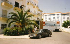 2. SAAB 900 turbo 16S i Portugal