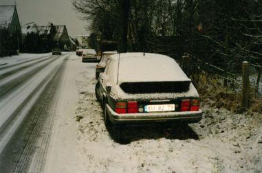 2. SAAB 900 Turbo 16S na Alemanha feriado