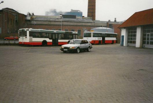 3. SAAB 900 Turbo 16S na employer