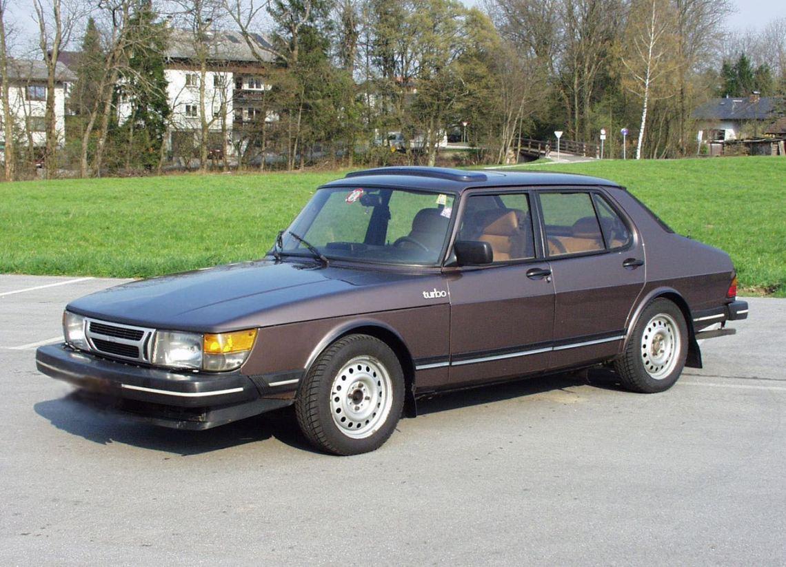 Saab 900 van Raimund, een schoonheid