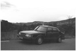 1994 SAAB 900 Sedan