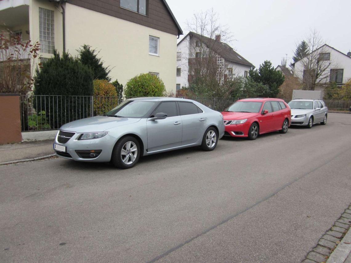 2014: Saab Triple