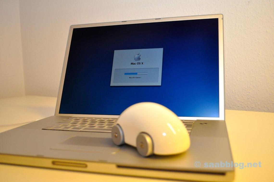 iCar und PowerBook G4