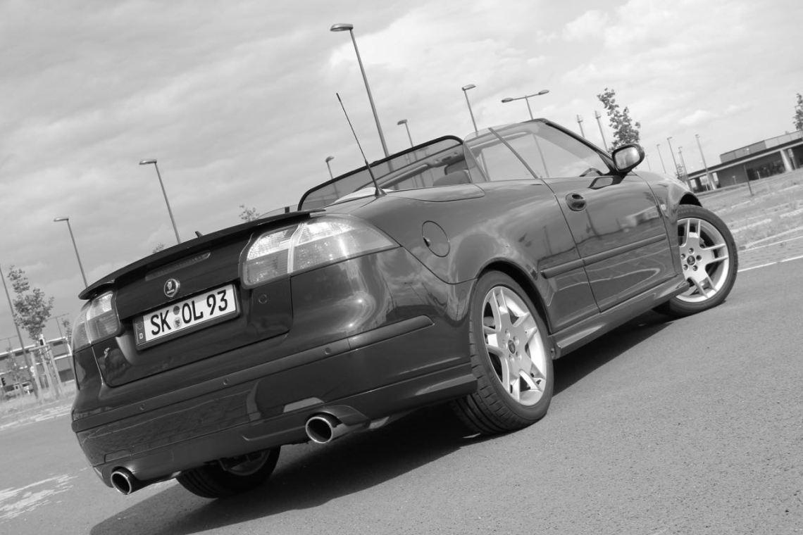 Saab 9-3 de Martin
