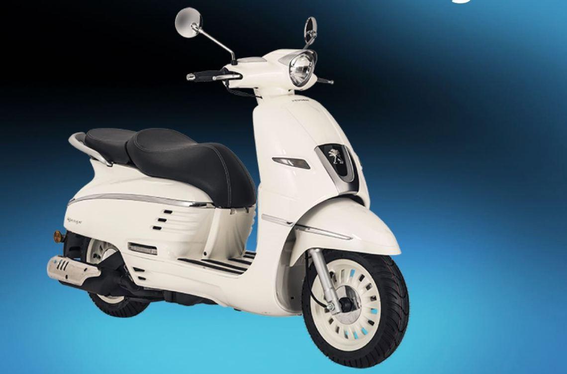 Peugeot Roller. Jetzt indisch. Zu 51%.