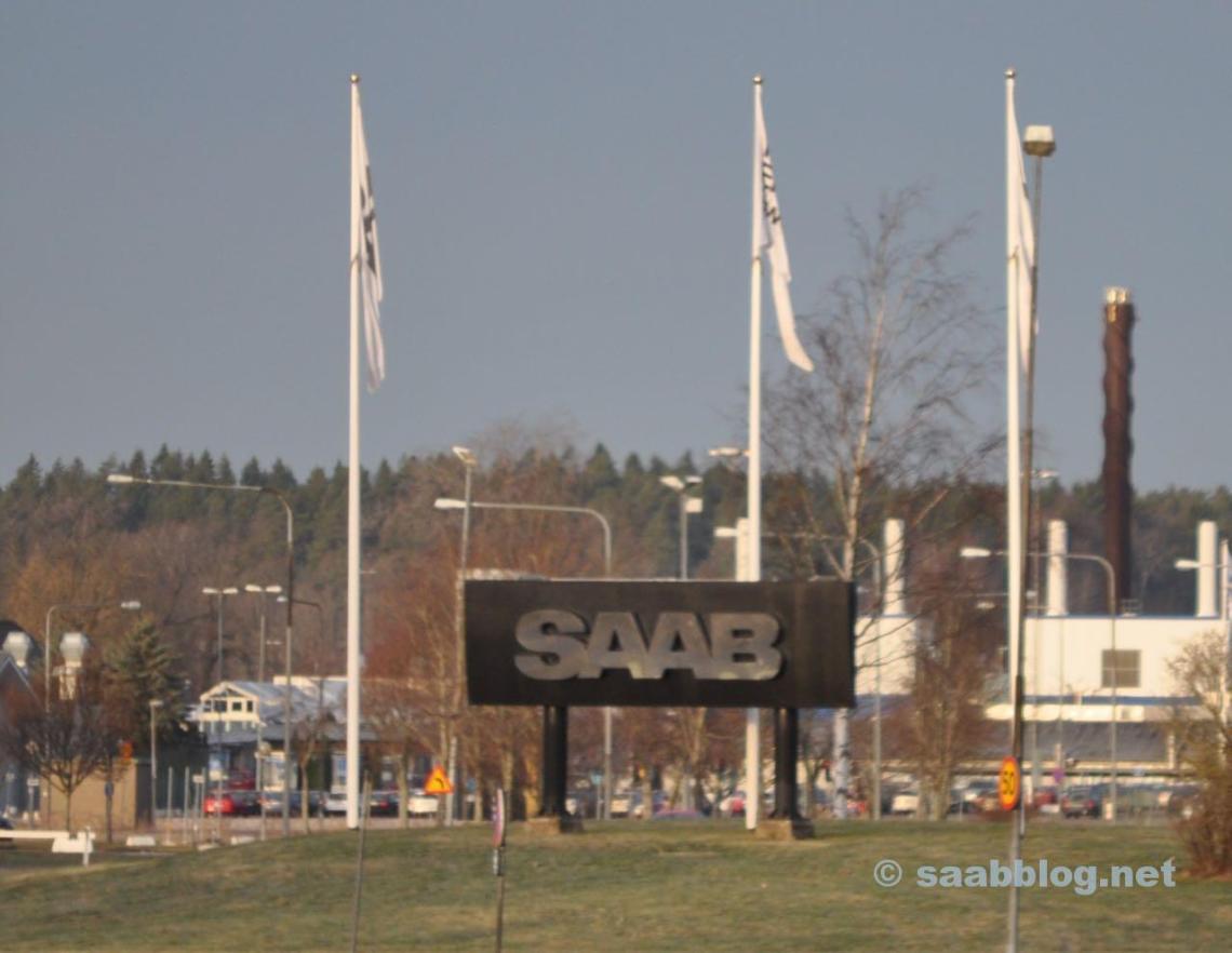 Saab Werk Trollhattan
