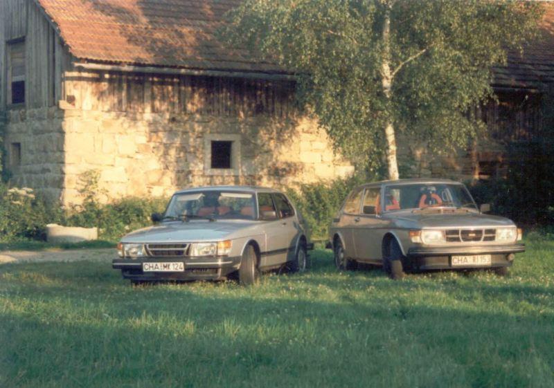Saab 99 und Saab 900