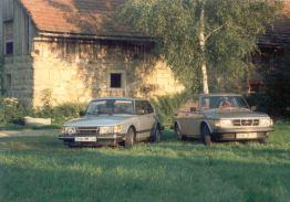 Saab 99 y Saab 900