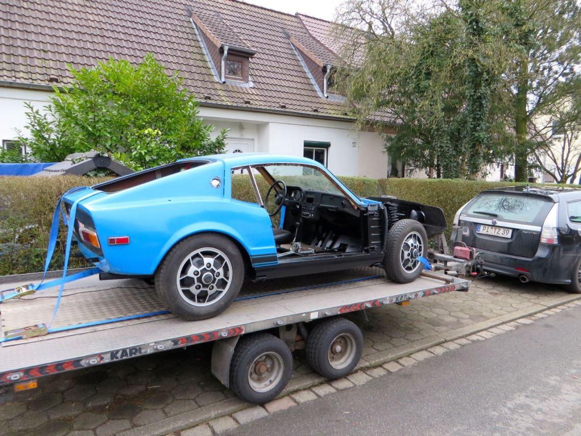 Een ander Saab-verhaal is al in voorbereiding ...