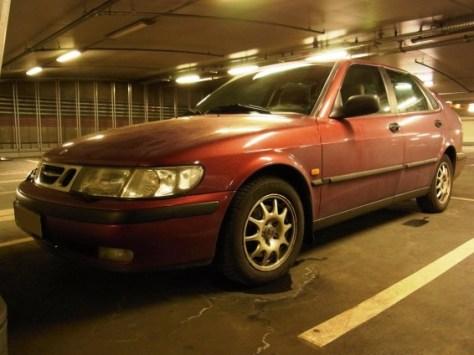 Saab 9-3 von Benjamin