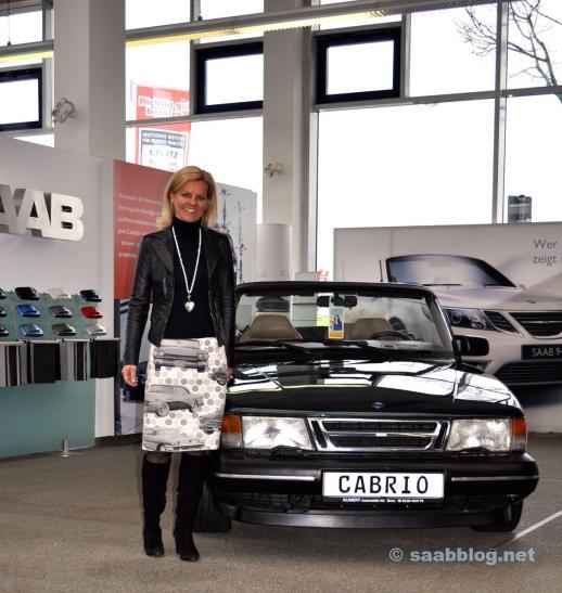 Inka Spira, Saab Zentrum Bonn, 2013