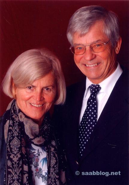 Firmengruender: Ehepaar Kunert