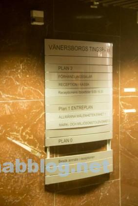 Tribunal Distrital de Vänersborg