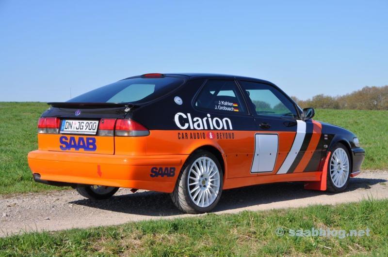 Saab R900, Gruppe A. Comeback!