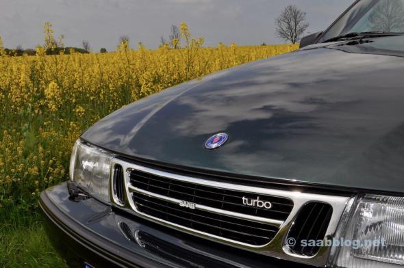 Saab 9000 SC Aero. Turbo Power de Trollhättan