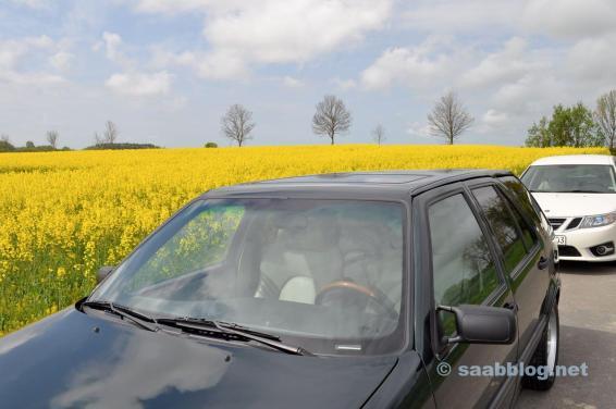 2 x Kombi, 2 x Saab
