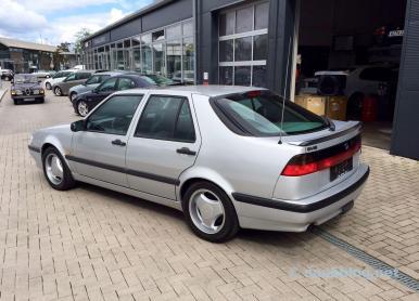 Saab 9000 Anniversary 1998