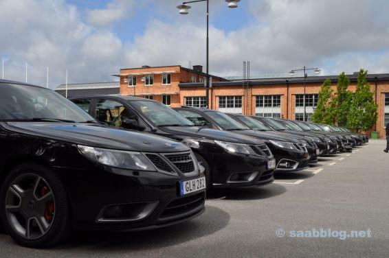14 x Saab Turbo X