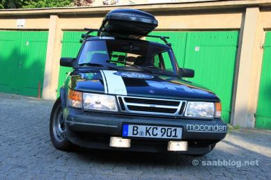 Saab 900, Team Aurora Hunters