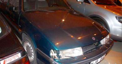Saab 9000 CS 4wd