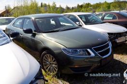 Saab 9-5 NG Linear V6