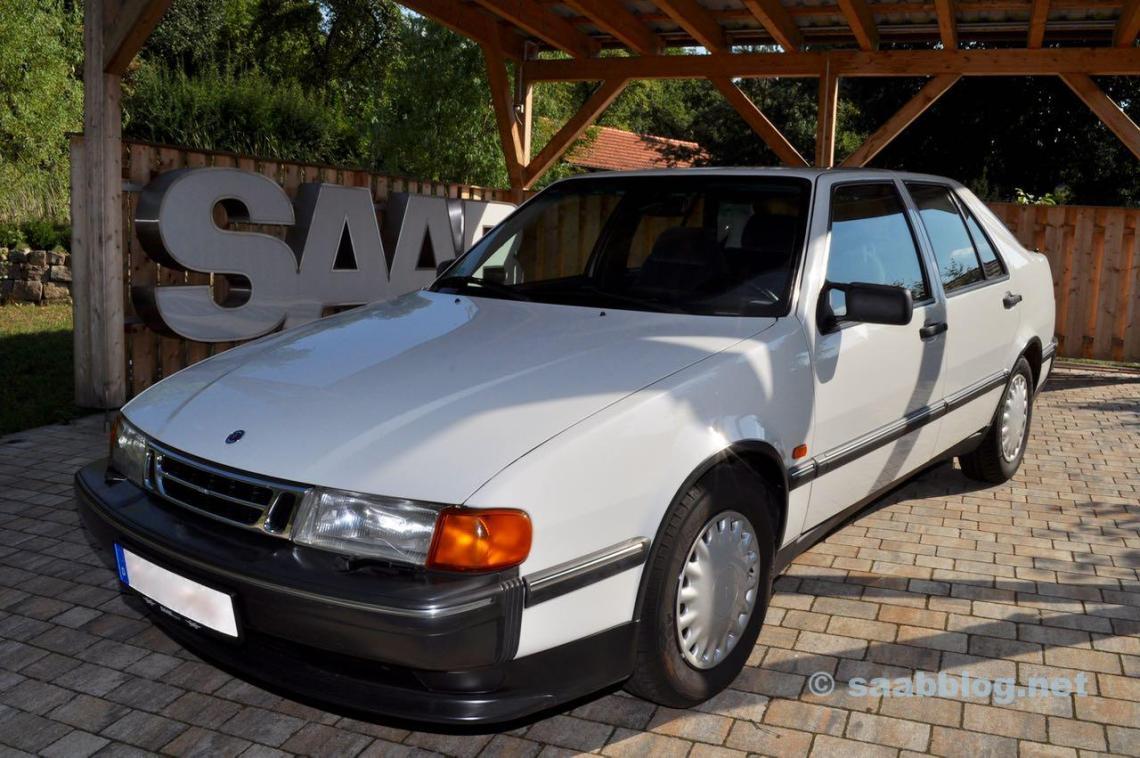 Saab 9000 CS, 1993, 1. Mão.