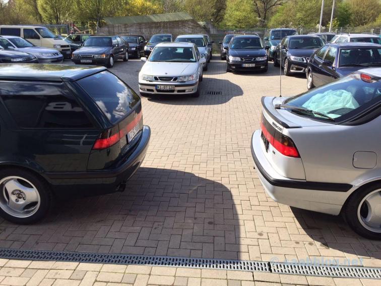 Anna möter Saab 9000 SC