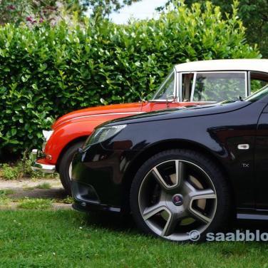 Bild 13. Innovation. Auto Union Coupe und Turbo X. Bild von Walther.