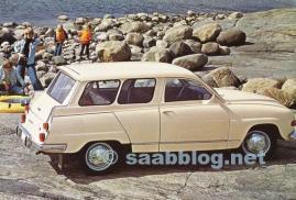 Saab 95: todo comenzó