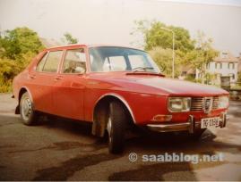 Saab 99, número de Saab 2