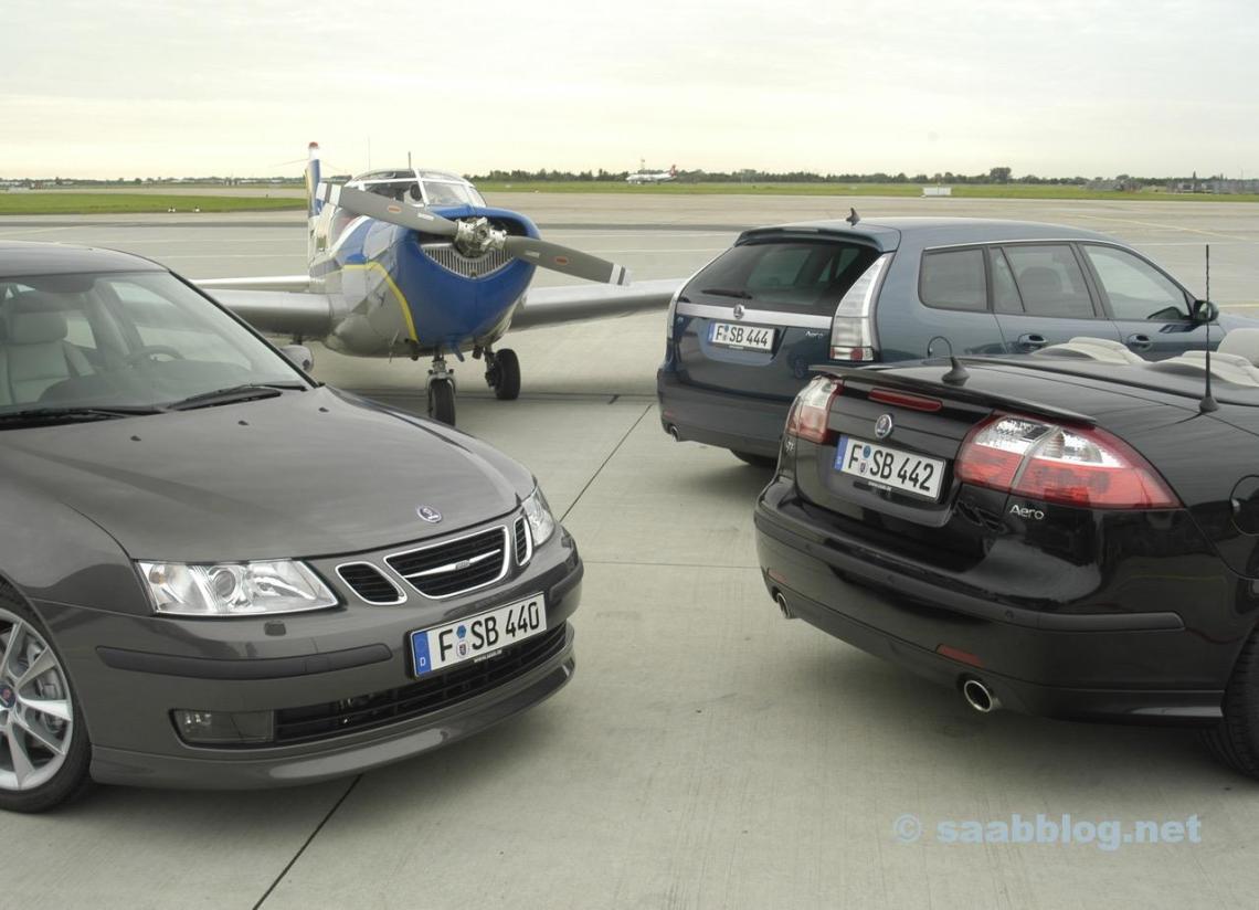 Saab 9-3 II. Mindestens 20 % sicherer als der Durchschnitt.