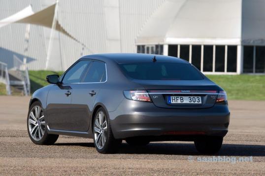 Saab 9 5. Design Simon Padian
