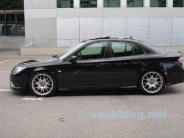 Wahre Liebe. Saab Turbo X von Giovanni.