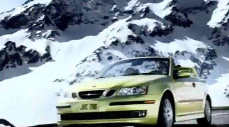 Vídeo da Saab Showroom 2006