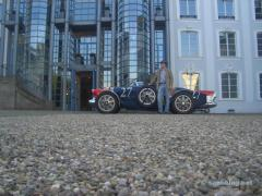 Bugatti Typ 35B - Schloss