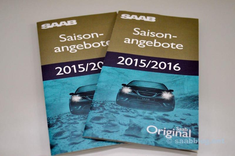 Saab oferece 2015 / 16