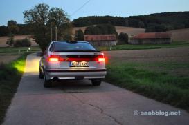 Saab 9000 CSE Anniversary, le projet Anna.