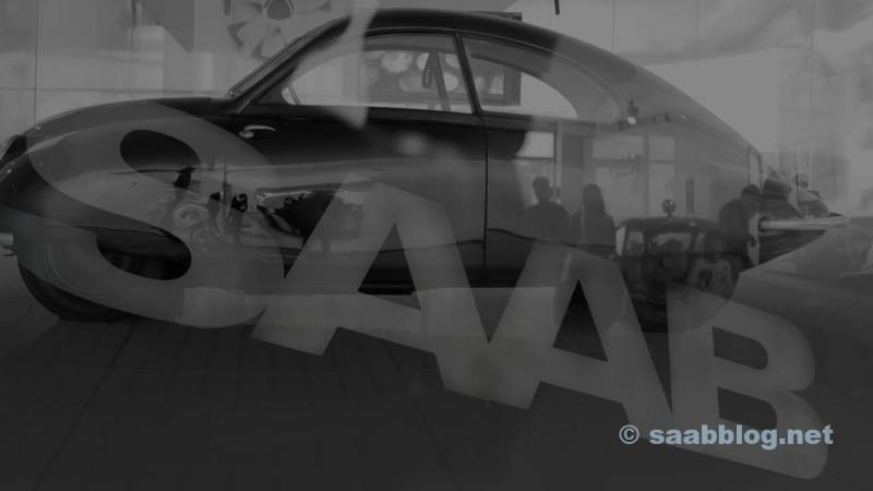 Saab Car Museum - der Film