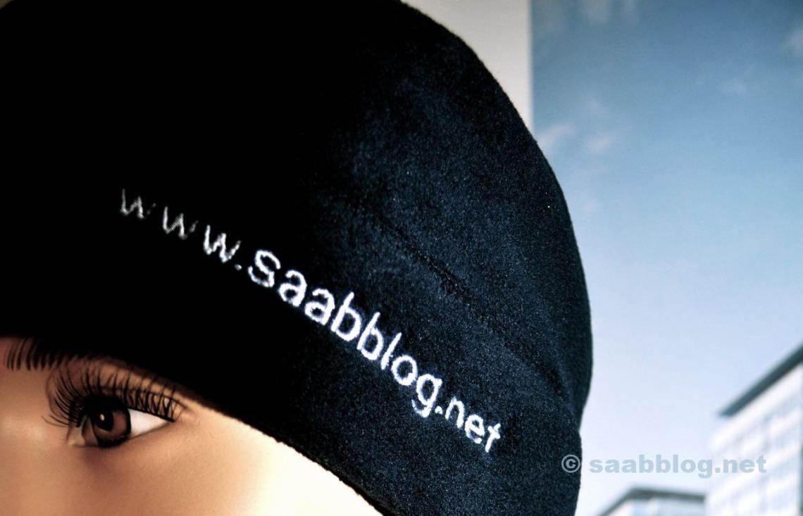 Saabblog.net Fleecemuetze.