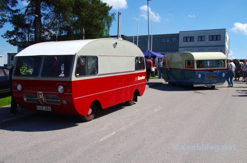 Saab Wohmobile. Festival Saab 2013.
