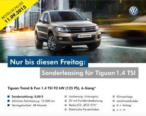 Lockangebote vom VW Konzern