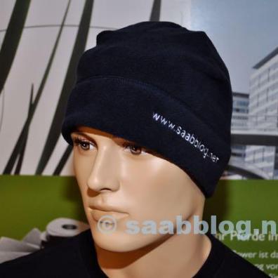 """Chapéu de lã """"saabblog.net"""""""