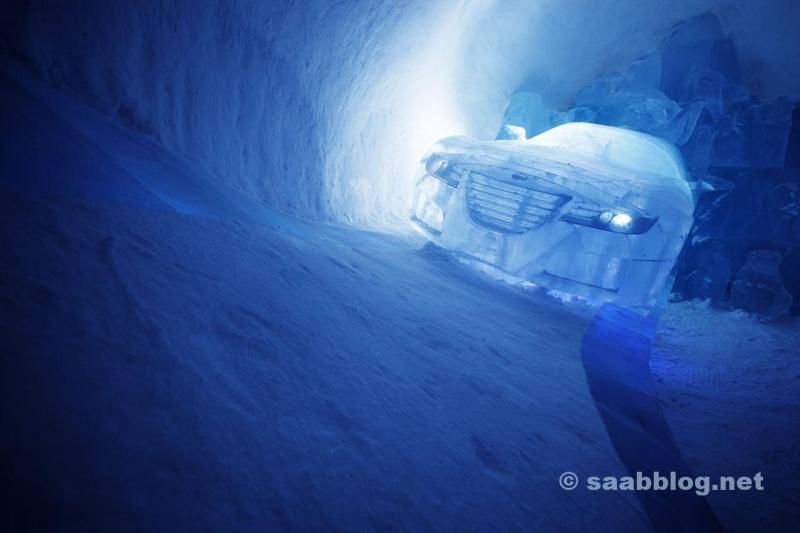 Saab Ice Hotel 2008