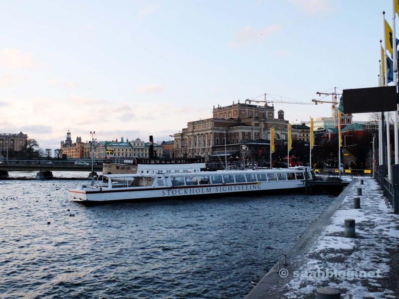 Stoccolma, castello della città