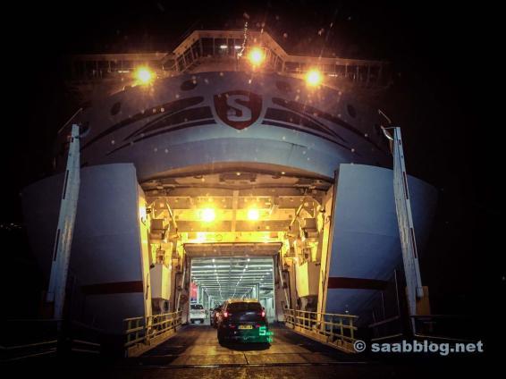 Suécia ferry.